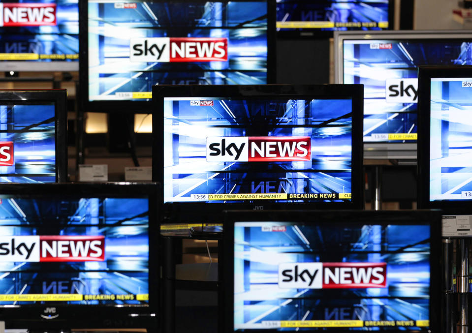 Sky Broadband Essential customers are due to see the biggest hike, with prices for that service alone going up more than 13% from £22 a month to £25. Photo: David Moir/Reuters