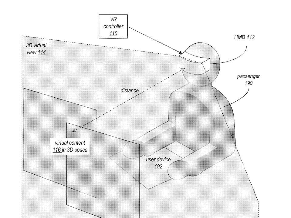 Apple Patent US 2020:0258311 Immersive Virtual Display