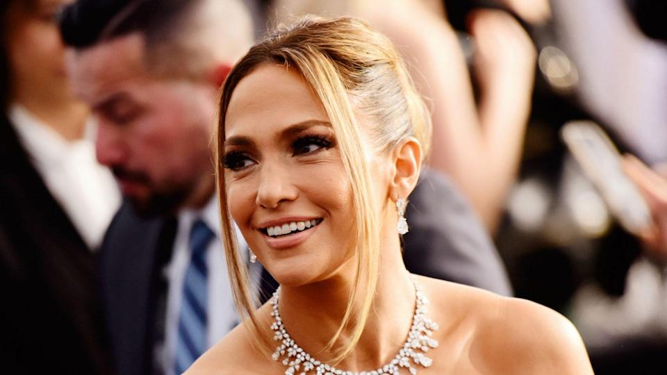 Jennifer Lopez's Latest Look Is Almost More Cutouts Than Clothes