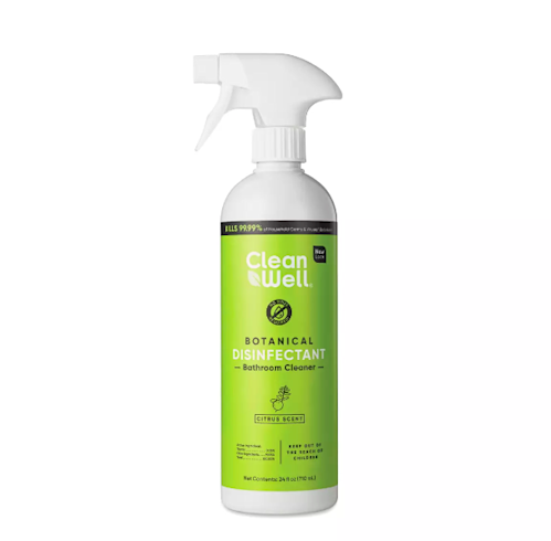 cleanwell disinfectant spray