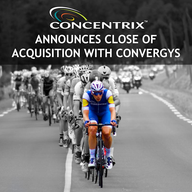 Concentrix Announces Close of Acquisition With Convergys