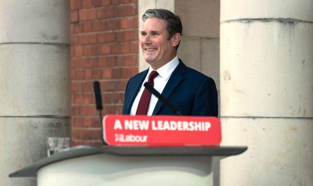 Keir Starmer didn't have time for subtlety - but how well will he be heard?