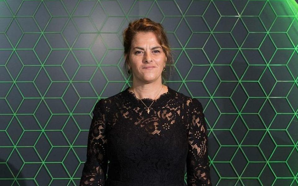 Since her operation, Emin has been unable to paint - GETTY IMAGES