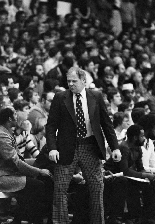 <p>Jud Heathcote (1927-2017): Hall of Fame basketball coach who led Michigan State to the 1979 national championship. </p>