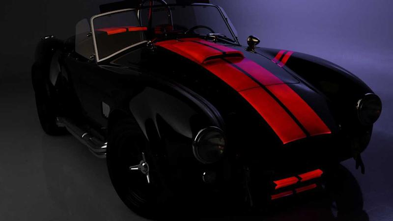 Light Up The Night With This 1965 Shelby Cobra
