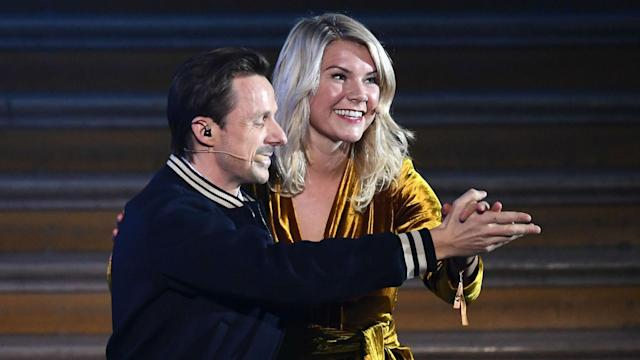 The Lyon star became the first woman to win the award, but the night was dampened by accusations of 'sexual harassment' against the DJ