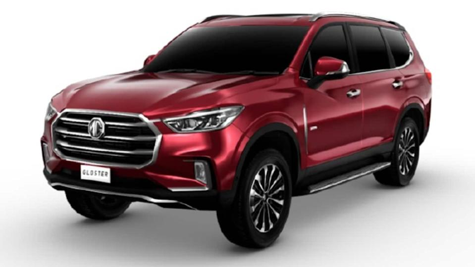 All units of MG Gloster SUV sold out in India