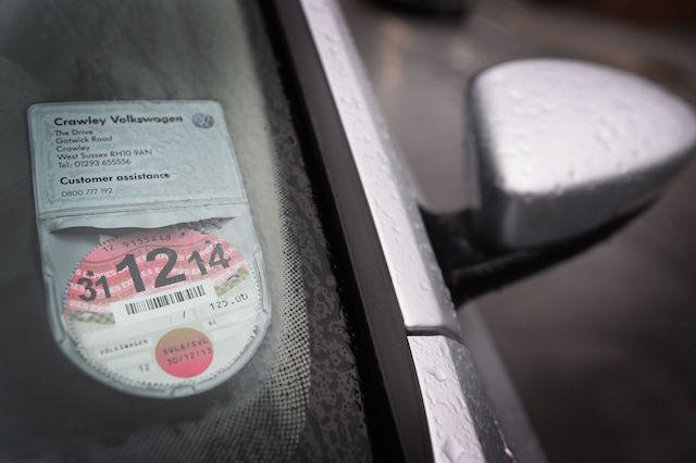 DETAILS OBSCURED BY PA PICTURE DESK File photo dated 26-08-2014 of a vehicle tax disc as lost revenue from car drivers not paying vehicle excise duty (VED) could have trebled since the abolition of the paper tax disc, official figures show.