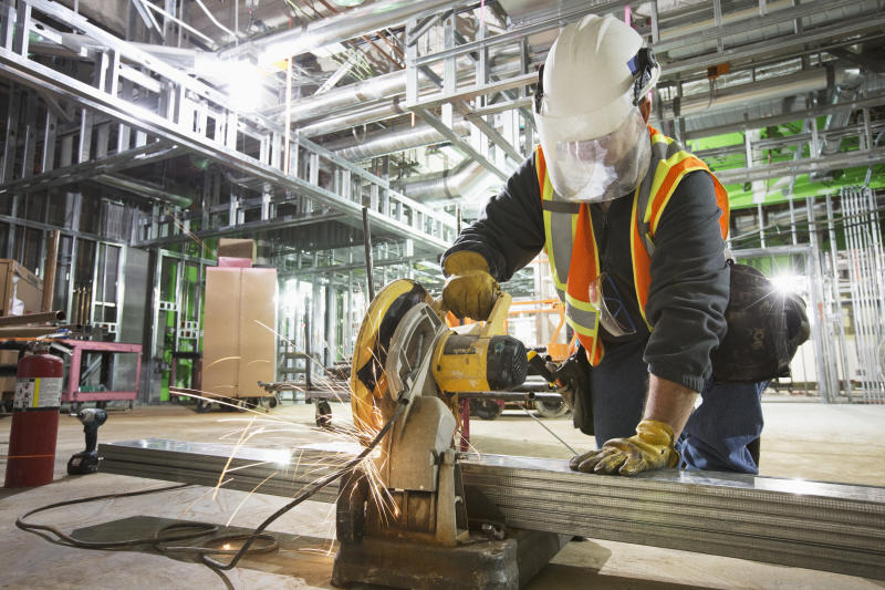 Practicing safe working habits, getting yearly breathing tests and not smoking are among the ways construction workers can protect themselves from COPD.