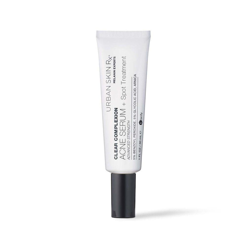 """<p><strong>Urban Skin Rx</strong></p><p>urbanskinrx.com</p><p><strong>$19.00</strong></p><p><a href=""""https://fave.co/3AdeWkE"""" rel=""""nofollow noopener"""" target=""""_blank"""" data-ylk=""""slk:Shop Now"""" class=""""link rapid-noclick-resp"""">Shop Now</a></p><p>From July 2nd until the 5th, everything on Urban Skin Rx's site is 25% off with free shipping, with the promo code: <strong>FIREWORK</strong>. Dab this spot treatment on any unwelcome guests who want to stay for the week.</p>"""