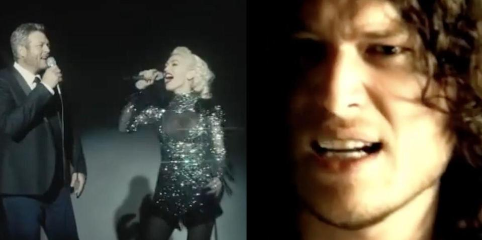 """Blake Shelton Fans Call Gwen Stefani His """"Good Luck Charm"""" After Seeing His New Instagram"""