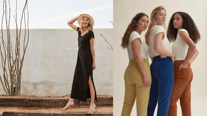 15 ethical and sustainable fashion brands that people are loving right now