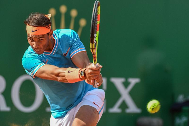 Ferrer to face Nadal in Barcelona as Fognini withdraws