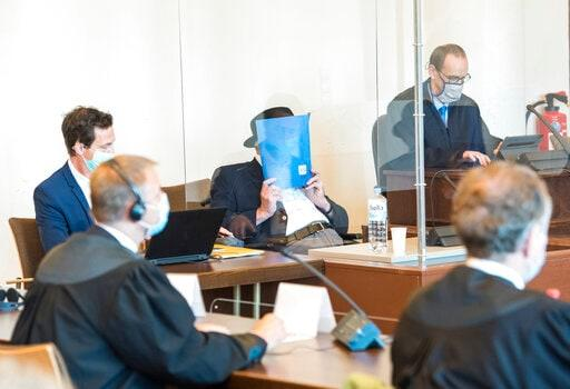 Appeals of Nazi camp guard conviction in Germany dropped