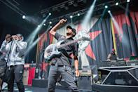 <p>After de Rocha's exit, the other members created Audioslave with Chris Cornell as their frontman. Rage reunited briefly in 2010 for some concerts, but didn't create any new music. Original members Tom Morello, Brad Wilk and Tim Commerford, joined Chuck D of Public Enemy and B-Real of Cypress Hill to create supergroup Prophets of Rage. Rage Against the Machine was slated to reunite for a tour in 2020, but those dates were postponed until at least 2022 due to the COVID-19 pandemic. </p>