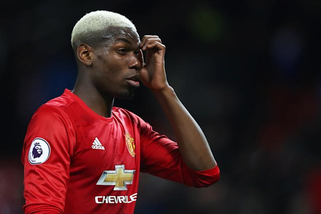 Paul Pogba seemingly has a complicated relationship with Jose Mourinho and Manchester United. (Getty)