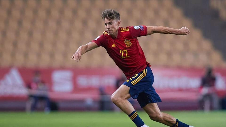 Marcos Llorente, Spain | Fran Santiago/Getty Images