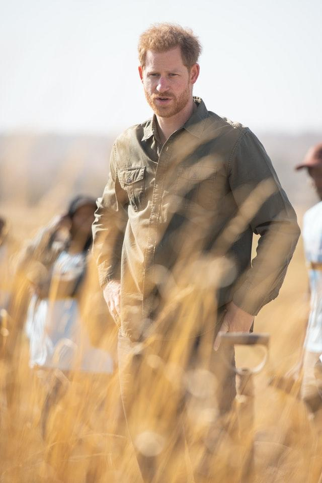 Royal visit to Africa – Day Four