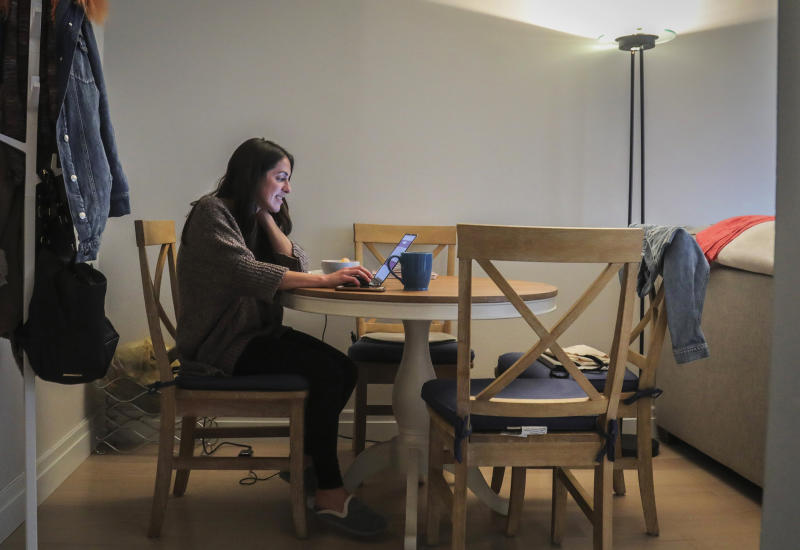 U.S. internet well-equipped to handle work from home surge, experts say