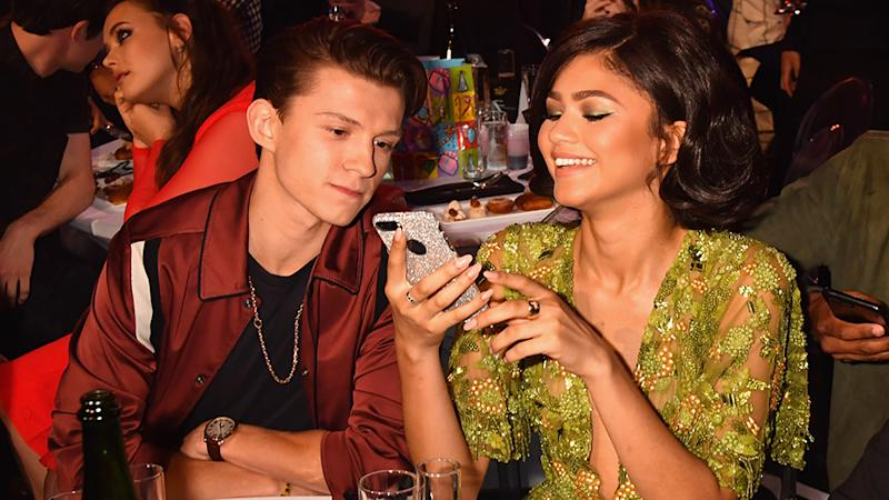 Awww—Tom Holland And Zendaya Just Had The Cutest Exchange On Instagram For Her Birthday