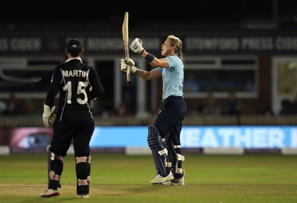 Heather Knight led England to a series victory over New Zealand (Simon Marper/PA) (PA Wire)