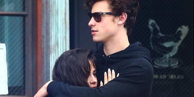 Shawn Mendes & Camila Cabello's PDA Photos Have Us Obsessing Over Them