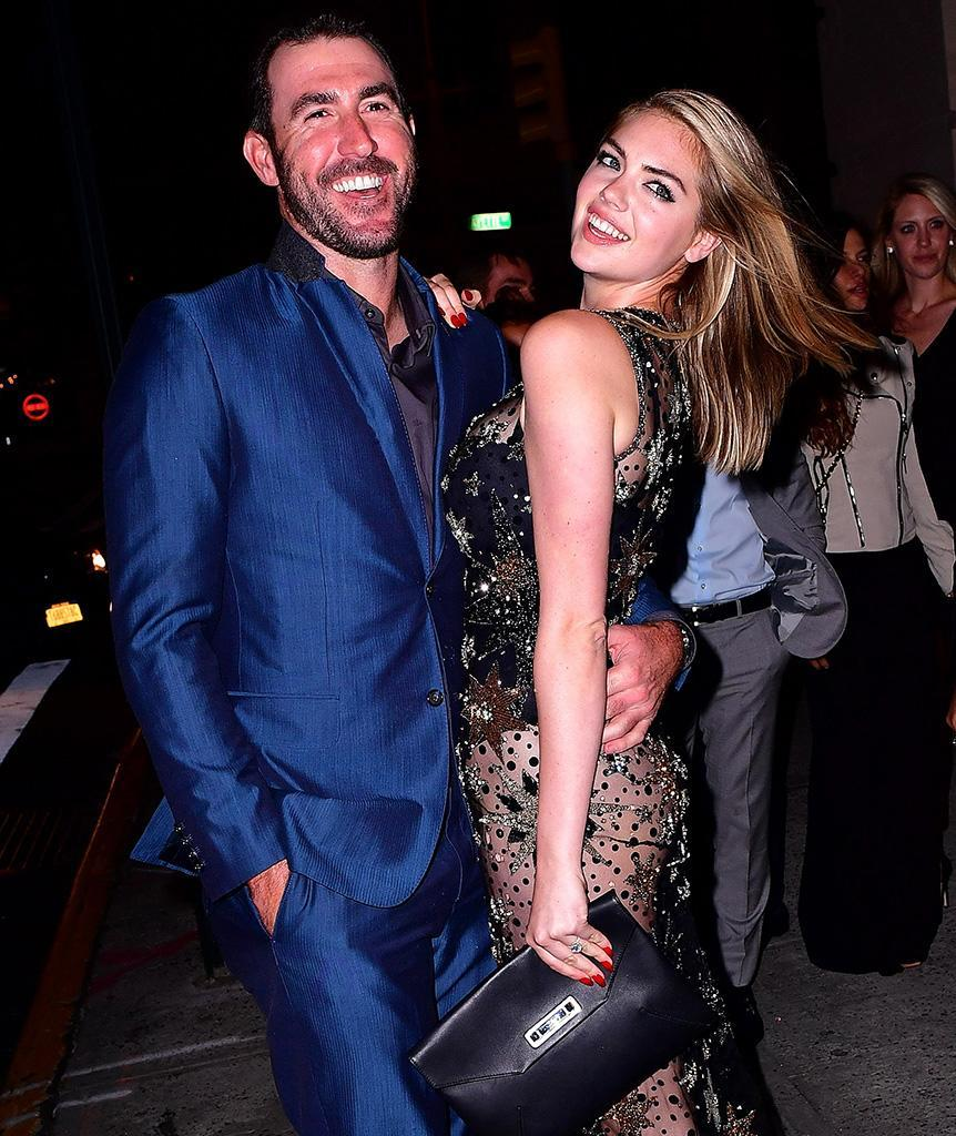 Justin Verlander and Kate Upton's wedding is gonna be a blast. (Photo: Getty Images)