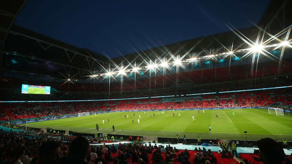 Wembley   Marc Atkins/Getty Images
