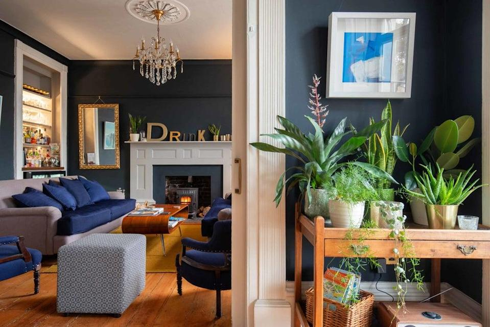 Dorset House was converted using  sustainable methods and materials (The Good Hotel Guide)