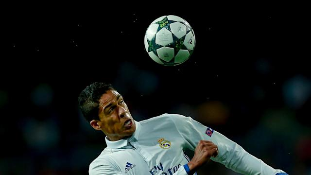 Raphael Varane was replaced early on in Real Madrid's 3-0 LaLiga win over Alaves, but Zinedine Zidane is hopeful over his injury.