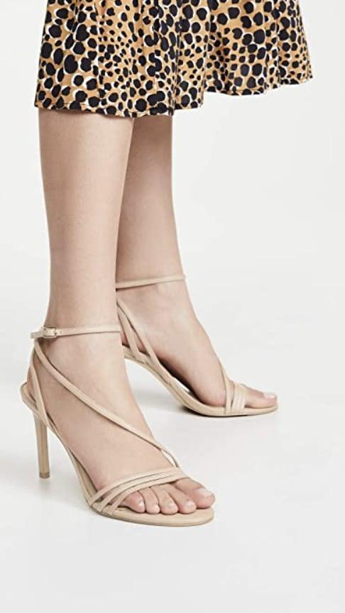 <p>These <span>Villa Rouge Zelda Sandals</span> ($28) will add a touch of glam to any skirt or dress ensemble.</p>