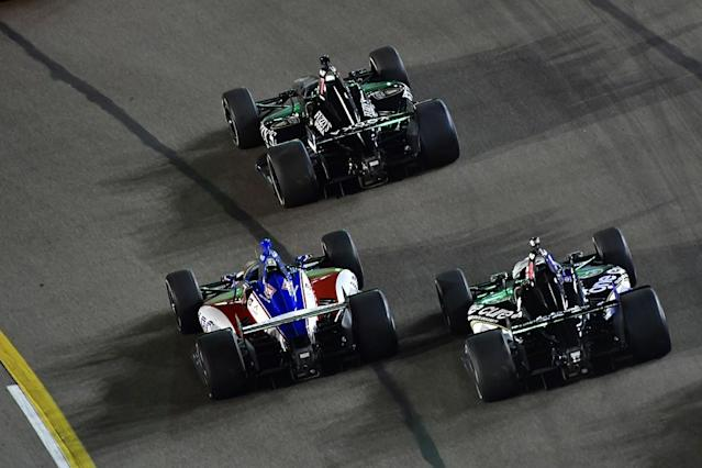 IndyCar will not return to Phoenix for the 2019 season, ending its three-year spell on the calendar