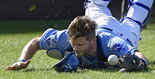 Time might be running out for the Kansas City Royals. (Getty)
