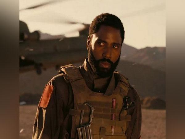 John David Washington, in a still from 'Tenet'. (Image Source: Instagram)