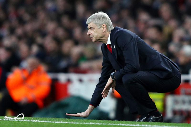 Wenger Fears Arsenal's Top Four Chances Are in Peril
