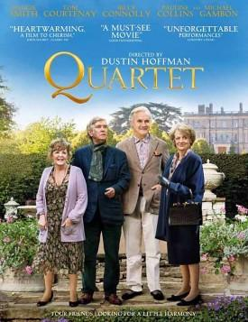 Specialty B.O.: Dustin Hoffman's 'Quartet' Bows Solidly, Oscar-Nom 'Amour' Strong