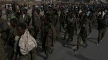 Last week the TDF paraded what it said were thousands of captive Ethiopian soldiers through the streets of Mekele.