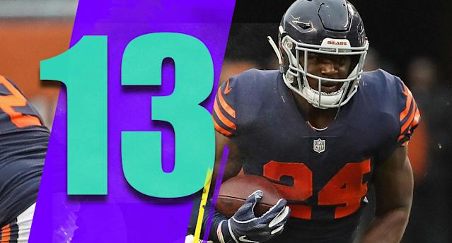 <p>It was smart for the Bears to sit Khalil Mack on Sunday. Getting him healthy, and not just having him out there suffering through an ankle injury, will help the Bears. (Jordan Howard) </p>
