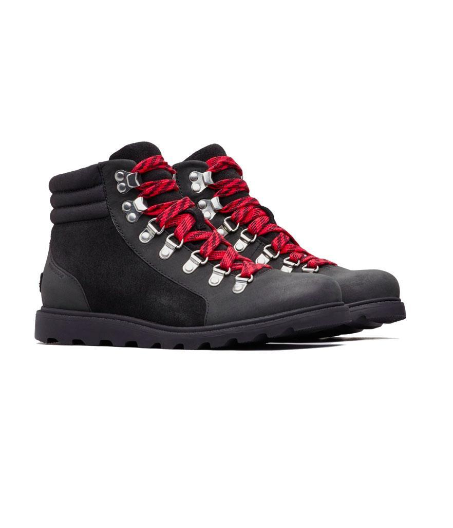 """<p>Rain boots have never looked this good. They are made of waterproof leather and suede to keep your feet dry and comfortable in the heaviest rain. Reviewers do recommend to size up 1/2 size, but with 5-star glowing reviews, you can't go wrong here. <br><a href=""""https://fave.co/2OrJvdh"""" rel=""""nofollow noopener"""" target=""""_blank"""" data-ylk=""""slk:Shop it:"""" class=""""link rapid-noclick-resp"""">Shop it:</a> Women's Ainsley Conquest Boot, $170, <a href=""""https://fave.co/2OrJvdh"""" rel=""""nofollow noopener"""" target=""""_blank"""" data-ylk=""""slk:sorel.com"""" class=""""link rapid-noclick-resp"""">sorel.com</a> </p>"""