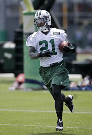 Chris Johnson tops the backfield hierarchy, though he's not alone (AP Photo/Mel Evans)