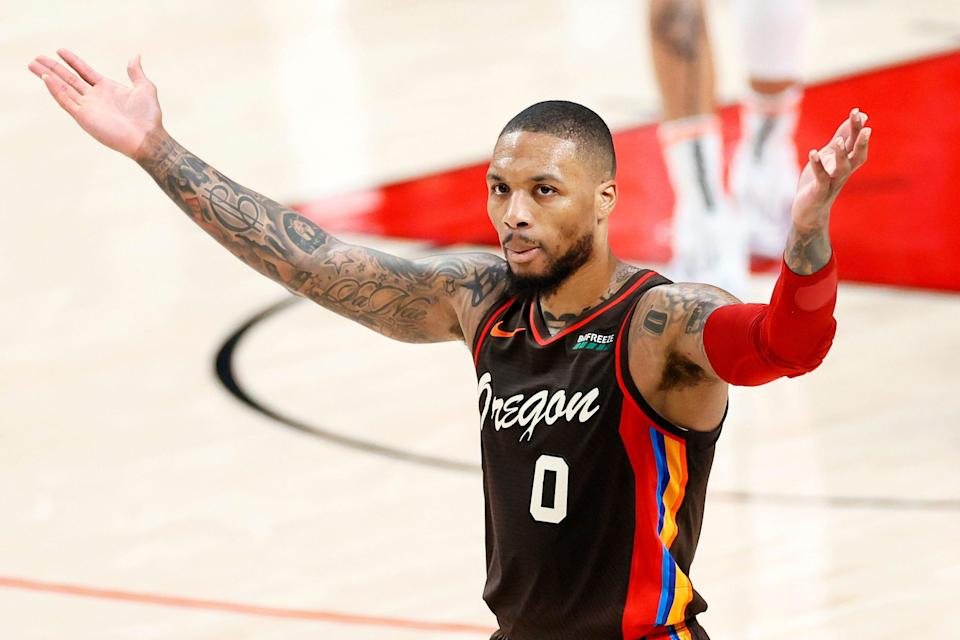 Damian Lillard has been frustrated by Portland's playoffs failures as well as the way the coach hiring process played out.