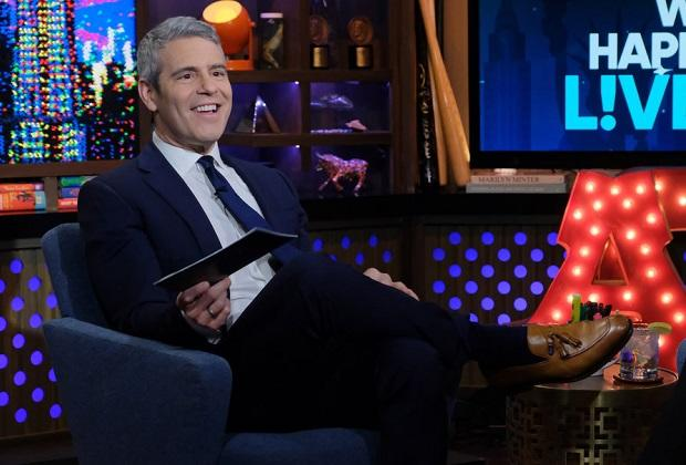 Bravo star Andy Cohen tests positive for Coronavirus days after social distancing