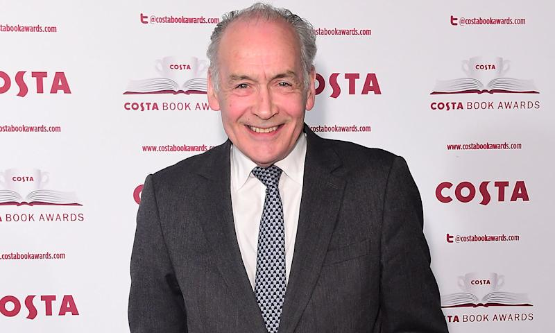 Alastair Stewart is stepping down from ITV News. (Photo by Ian West/PA Images via Getty Images)