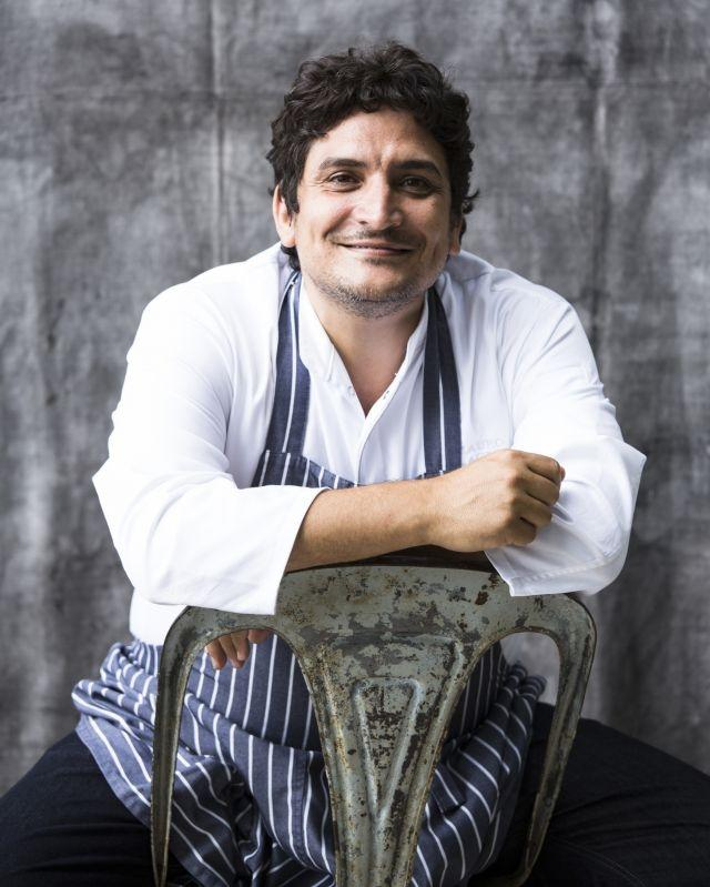 Mauro Colagreco designated world's most influential chef by his peers