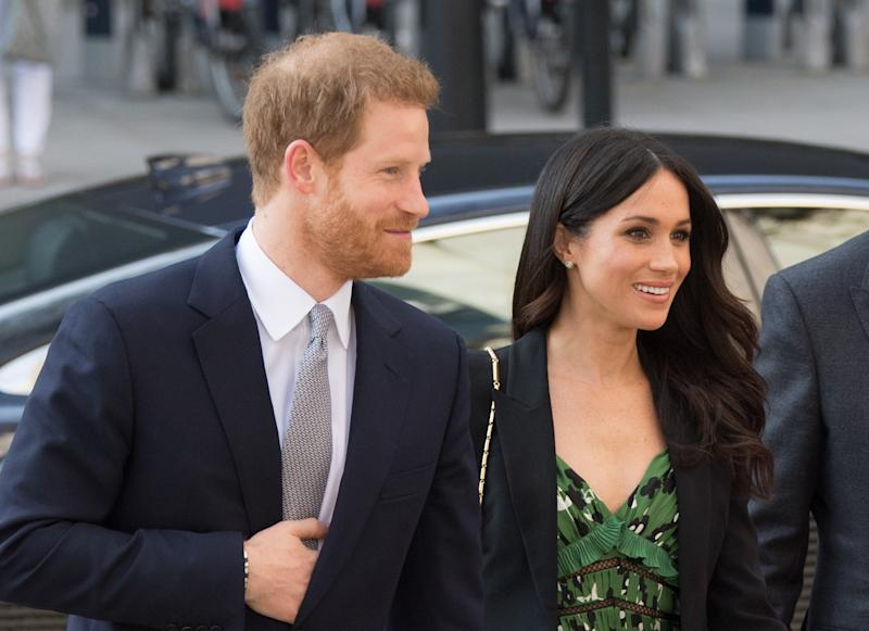 Royal Wedding Live Meghan Markle And Prince Harry Receive Their New Titles From The Queen