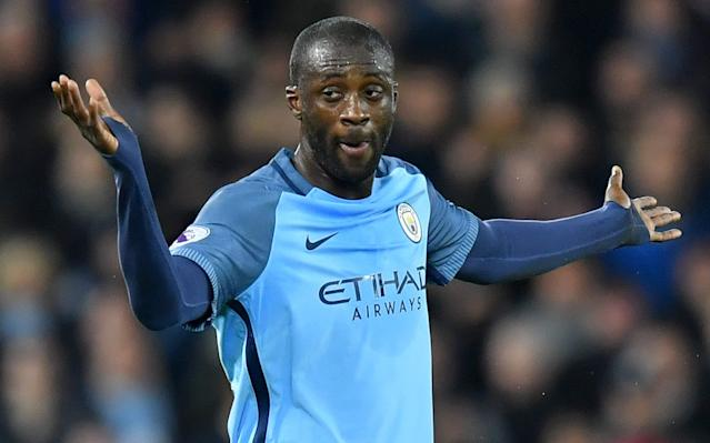 Yaya Toure's agent says he has opened talks with other clubs for the Manchester City midfielder