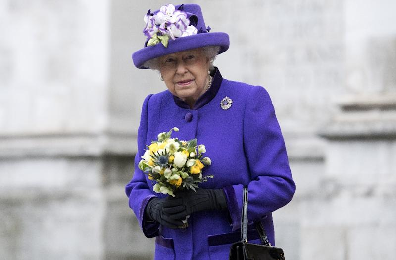Queen Elizabeth forced to miss Christmas Day church service