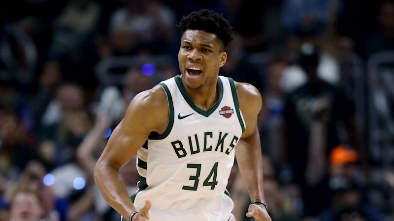 Bucks' Giannis Antetokounmpo on roster changes around the NBA: 'It's insane'