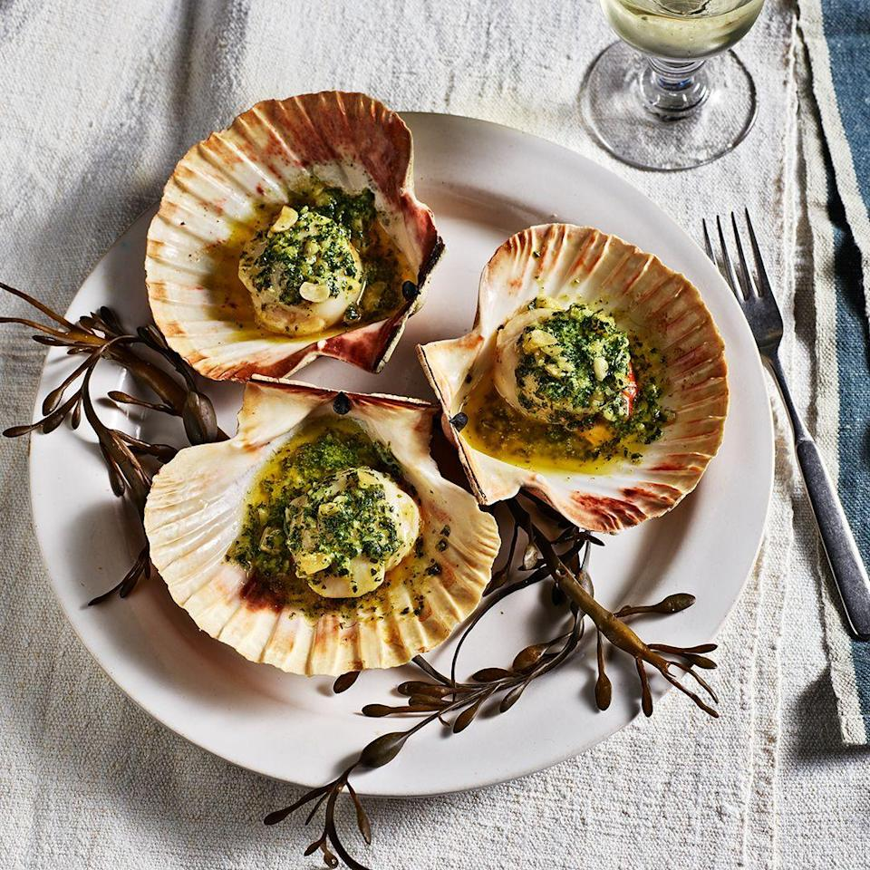 "<p>Rick Stein has launched Stein's at Home recipe boxes, bringing his authentic dishes of fresh Cornish seafood straight to your door. Each box serves two people, with a starter, main and dessert, along with cooking and plating instructions. With five boxes to choose from, including the Seabass Box, the Lobster Box and the brand-new Coq au Riesling Box (which also includes Stein's smoked salmon pâté, parsley buttered potatoes and chocolate torte with clotted cream), there are ample options for a celebratory supper at home.</p><p><a href=""https://shop.rickstein.com/collections/steins-at-home-food-boxes"" rel=""nofollow noopener"" target=""_blank"" data-ylk=""slk:Rick Stein At Home"" class=""link rapid-noclick-resp"">Rick Stein At Home</a>, UK-wide delivery every Friday, from £45.<br></p>"