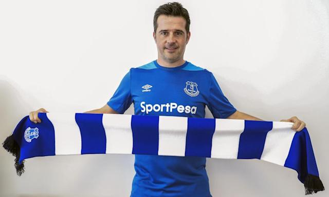 Marco Silva's history suggests Everton should prepare for fun and drama